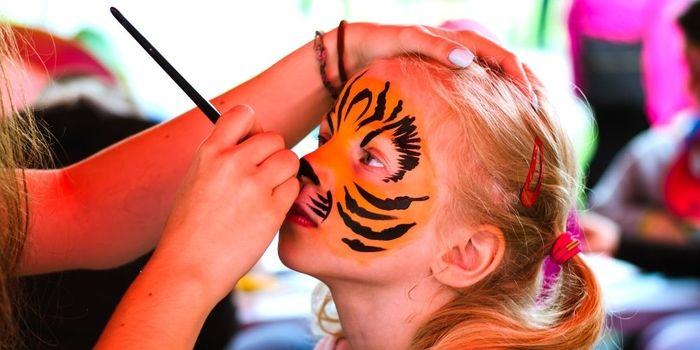 5 Easy Halloween Face Paint Ideas for Kids