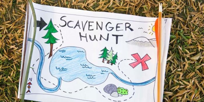 4 Quick and Easy Halloween Scavenger Hunts