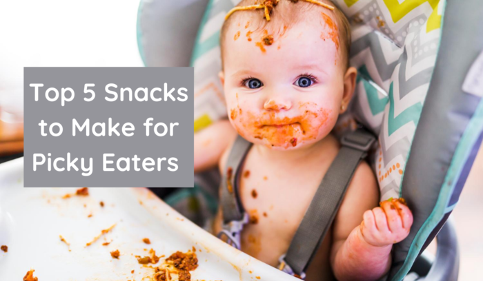 Top 5 Nanny Nutrition Ideas For Picky Eaters