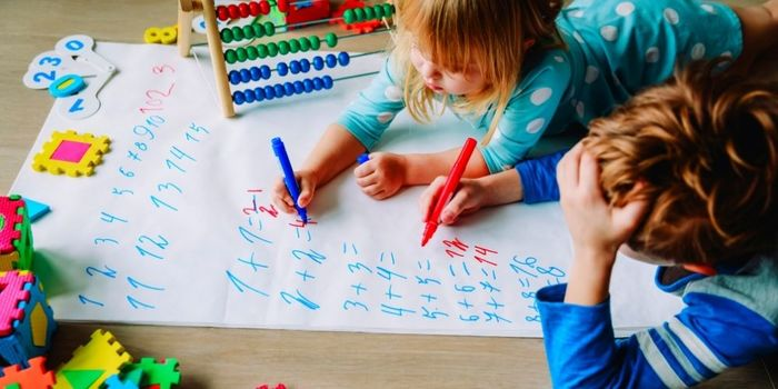 4 Quick and Easy Maths Activities for Young Kids