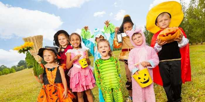 5 Halloween Costumes Ideas for Nannies and the Kids