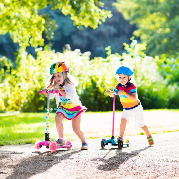 Top 10 Kids' Outdoor Activity Ideas