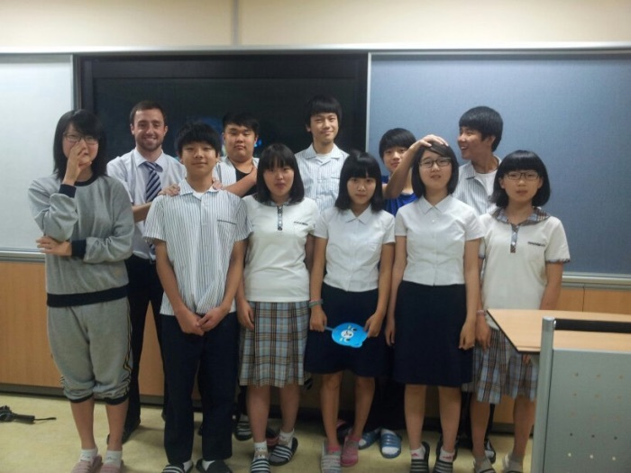 Teaching in Korea. Interview with an Educator